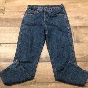 Carhartt Denim Jeans with Fleece Interior